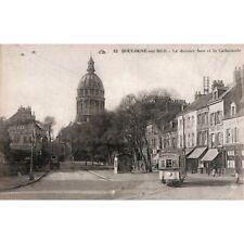 [62] Boulogne-sur-Mer - Le dernier Sou et la Cathédrale.