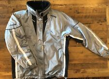 Spyder XLT Womens Size 12 Thinsulate LiteLoft Ski Snow Jacket Silver ComforTemp