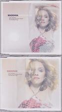 Madonna - American Pie - Deleted 2000 UK/European 6trk 2x CD set