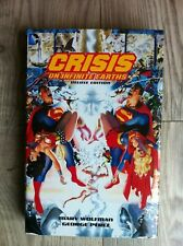 Crisis on Infinite Earths - DC Comics - Deluxe Edition - HC - Like New