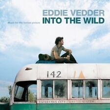 EDDIE VEDDER Into The Wild Soundtrack CD BRAND NEW Pearl Jam
