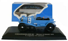 IXO LM1923 Chenard & Walker #9 Le Mans Winner 1923 - 1/43 Scale