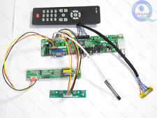 VST29(HDMI+AV+VGA) LVDS Inverter LCD Driver Board Kit + Programmable USB input