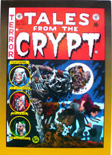 CARTE   LES CONTES DE LA CRYPTE  TALES FROM THE CRYPT AUGUST 1953 (81)