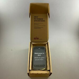 NEW ZTE Prelude Z993 4GB Black AT&T Aio Wireless Mobile Phone