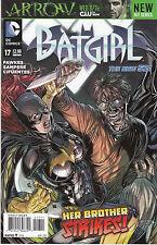 BATGIRL 17...NM-...2013...New 52...Gail Simone,Daniel Sampere...Bargain!