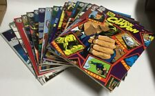 Steve Canyon Magazine 1-10 12-21 Sc Softcover Milton Caniff Kitchen Sink Comix