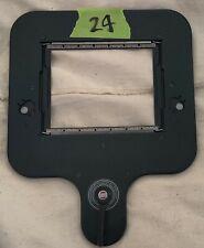 Omega 4x5 Locking Negative Carrier (24)