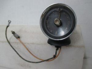 Mopar USED 1955 DeSoto Firedom Fireflite Dash Mount 6 Volt Clock 1626949