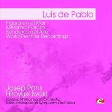 Hiroyuki Iwaki, Luis - De Pablo: Figura en El Mar [New CD] Manufactured