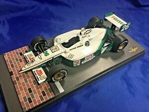 Indy 500 2002 PAUL TRACY 1/18 Winner Or Runner Up? CUSTOM CONVERSION Team Green