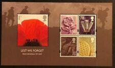 Military, War Decimal Great Britain Stamp Sheets