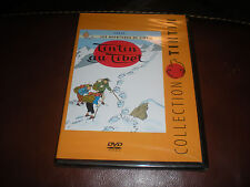 DVD COLLECTION TINTIN TINTIN AU TIBET - NEUF SOUS BLISTER