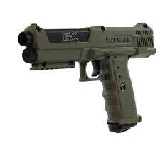 Tippmann OD Olive TiPX Paintball gun Pistol Marker TPX 7 ball FREE SH
