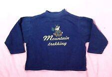 Sweatshirt * Blauer Pulover gr. 104  *