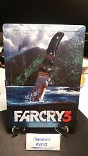 Far Cry 3 Australian Exclusive Limited Collector's Steelbook steel metal case
