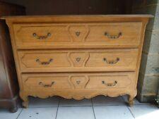 Commode en chêne Louis XV, meuble ancien,