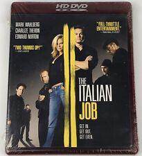 SEALED The Italian Job HD DVD