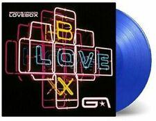 Groove Armada – Lovebox Blue Colored Vinyl 2 LP MoV Pressing NEW Sealed