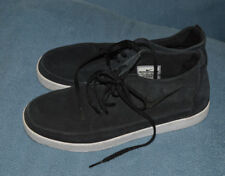 5490f06ba6aa MEN S NIKE 6.0 RZOL BLACK SUEDE SKATEBOARDING SHOES SNEAKERS SIZE 9.5 43