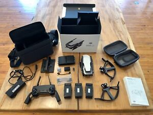 DJI Mavic Air Fly More Combo, Arctic White, w/ Original Box, Good Condition