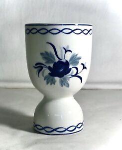 "Adams Baltic Blue 4"" Egg Cup"
