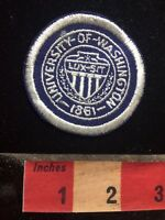 Unknown Age UNIVERSITY OF WASHINGTON Patch  - Seattle 76KK