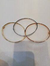 bracelet en or JAUNE / ROSE / BLANC 18k