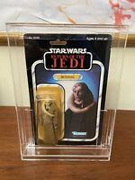 Star Wars ROTJ Bib Fortuna Figure - 1983 Kenner 77-Back Return of the Jedi