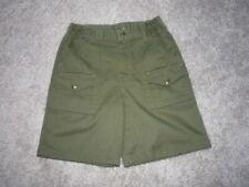 Boy Scouts Of America Uniform Shorts-Child-Sz 10-Sz 25-Waist -Many Pockets