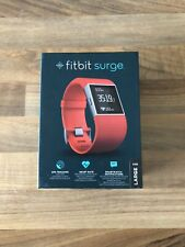 Grey Fitbit Surge Large