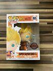 Goku Funko Pop! Super Saiyan 2 With Energy Animation Dragon Ball Z