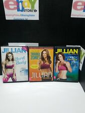 Jillian Michaels Exercise, Weightloss, DVD, KICKBOX BODY HARD BODY FIT HOME GYM
