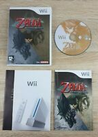 The Legend of Zelda Twilight Princess   Nintendo Wii   Excellent & Fast Dispatch