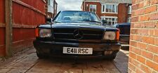 1988/E Mercedes 420 SEC C126 Series Facelift 2dr Coupe