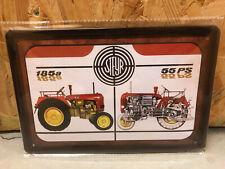 Blechschild - Steyr Traktor 185a 55PS - 20x30cm