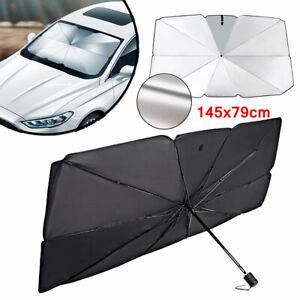 Sun Shade for Trucks Cars Sunshade Visor Front Window Shield Reflector Umbrella