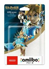 Amiibo The Legend of Zelda Link Archer Breath Of The Wild 3DS Wii U r
