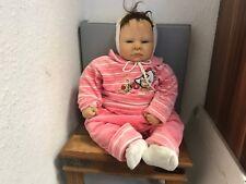 Nel de Man Vinyl Puppe 53 cm. Top Zustand