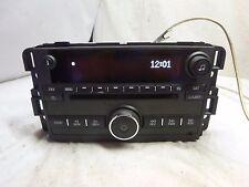 08 2008 Pontiac Torrent Radio Cd Player & Aux Port 25956996 UT608