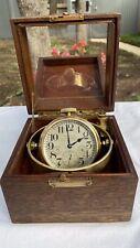 Waltham chronometer Marine * Great Collector *
