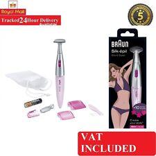 Braun FG1100 Rosa Donne Ragazze Bikini HAIR REMOVER Sopracciglia Shaper Rasoio Trimmer