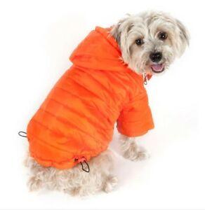 Pet Life Adjustable Lightweight Avalanche Pet Dog Coat Jacket hood XL