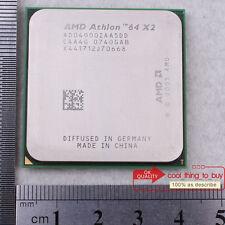 AMD Athlon 64 X2 4000+ ADO4000IAA5DD CPU 2.1/1M/1000 SocketAM2 100% work free sp