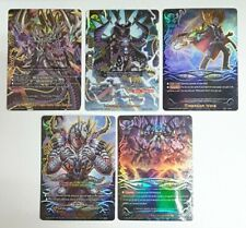 Buddyfight Vile Demonic Deity Dragon, Vanity Epoch Destroyer S-CBT02 SECRET SET