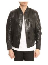Surface To Air Delta Leather Jacket S