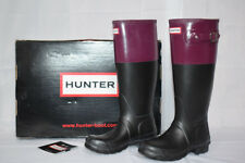 Hunter Original Wellingtons Wellies Winter Rain Boots UK 3 - Womens - New Boxed