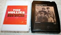 2 lot 8-Track Tape The Very Best Of The Hollies 1975,Hollies Words & Music Dylan