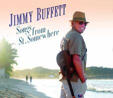 Jimmy Buffett - Songs from St Somewhere [New CD]