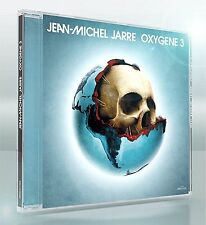 "Jean-Michel Jarre ""oxygene 3"" CD NEU 2016"